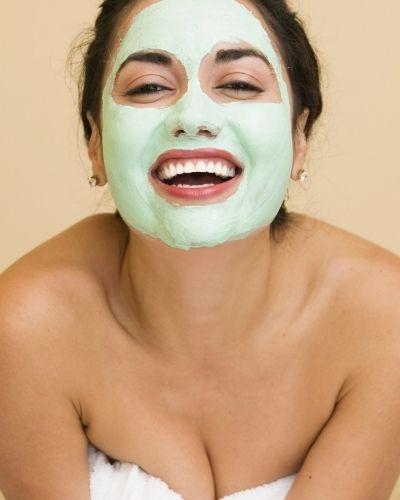 Use face masks to increase cellular regeneration.