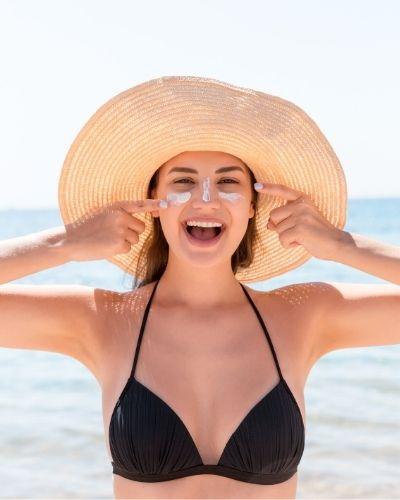 Choose An Oil-Free Sunscreen