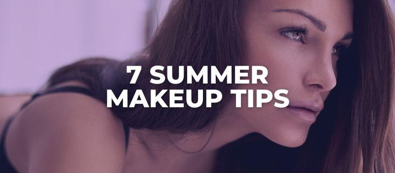 summer make up tips
