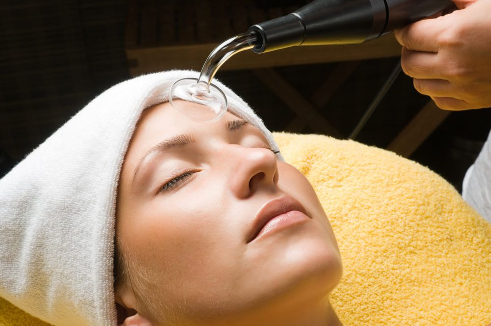 Direct High Frequency Facial: Aftercare Advice