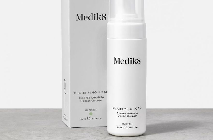 Medik8 Clarifying Foam review