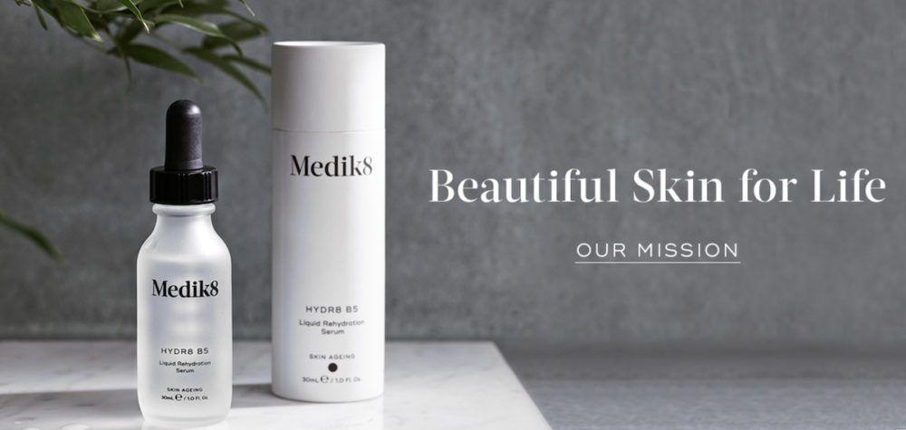 Medik8 Skincare Review (The Best Medik8 Products)