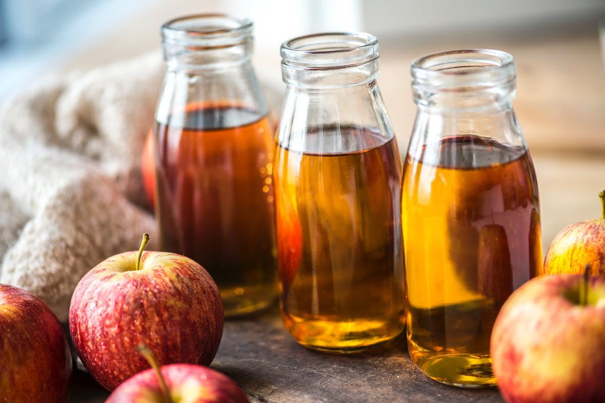 do not use apple cider vinegar on your skin