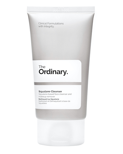 02 The Ordinary Squalene Cleanser;