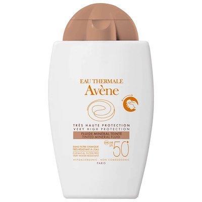 AvèneTinted Mineral Fluid SPF 50+; $23.10