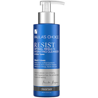 03 Paula's Choice Resist Optimal Results Hydrating Cleanser