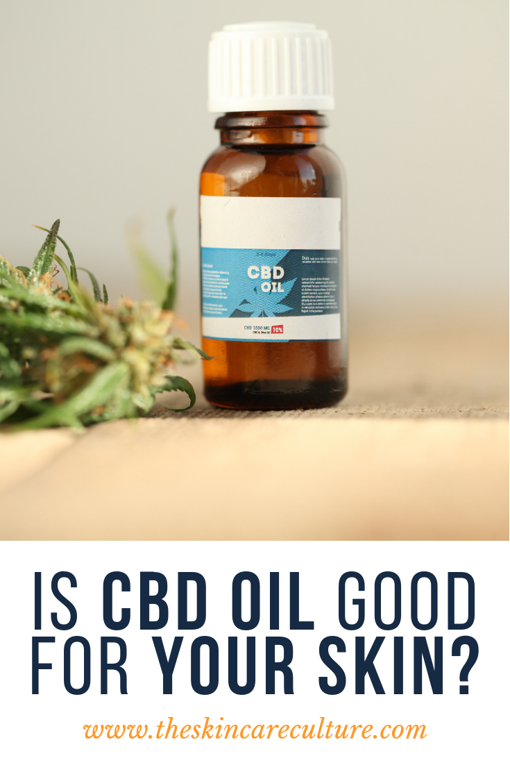 Does CBD Oil Cure Acne?