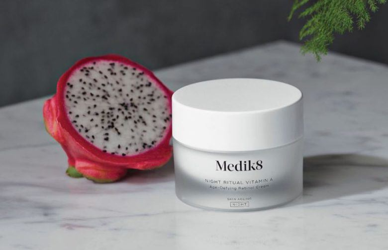 The Medik8 Night Ritual Vitamin A Review
