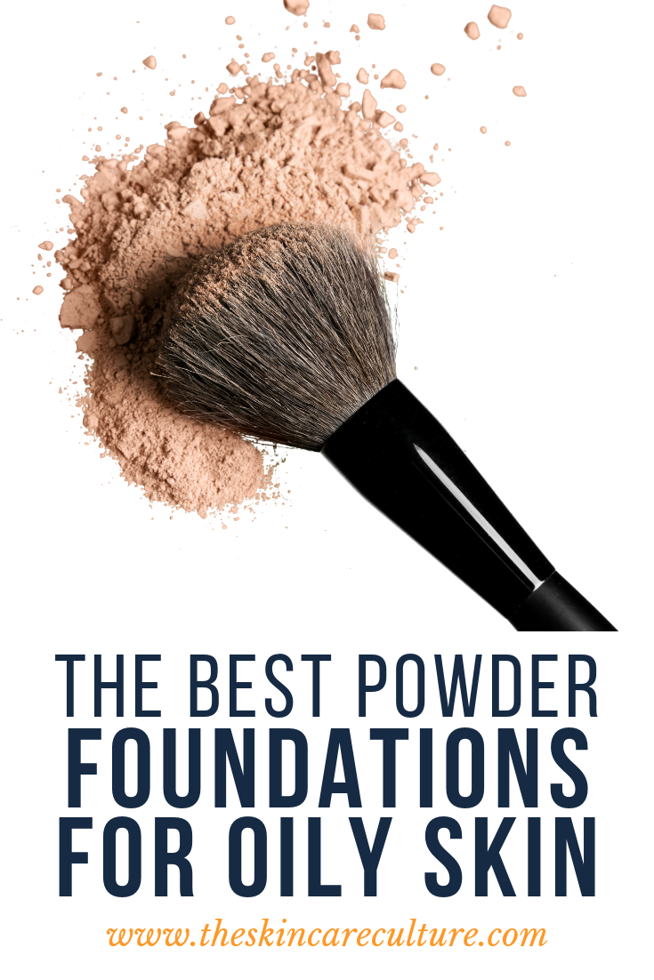 The Best Powder Foundations For Oily Skin
