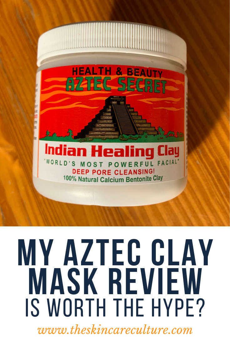 is the aztec clay mask worth it