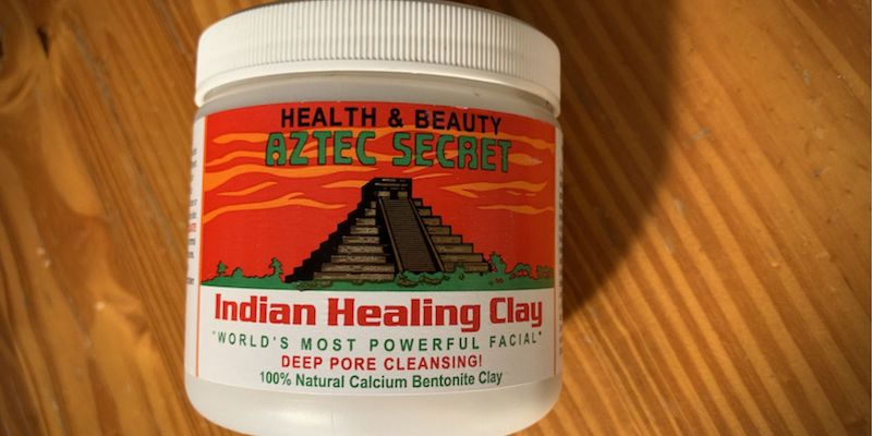 my aztec clay mask review