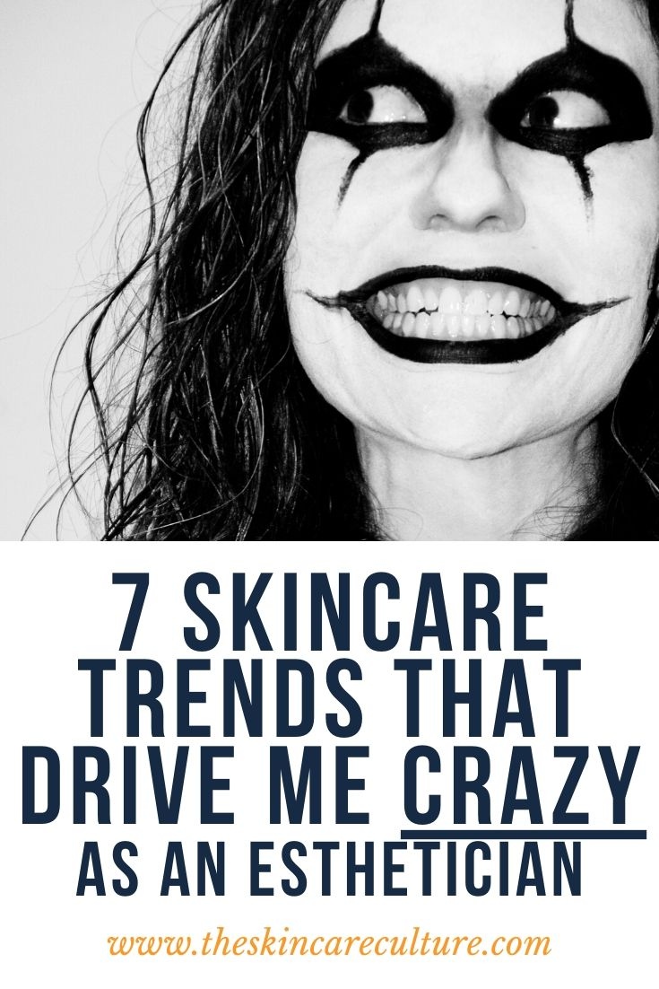 7 Skincare Trends That Drive Me Crazy