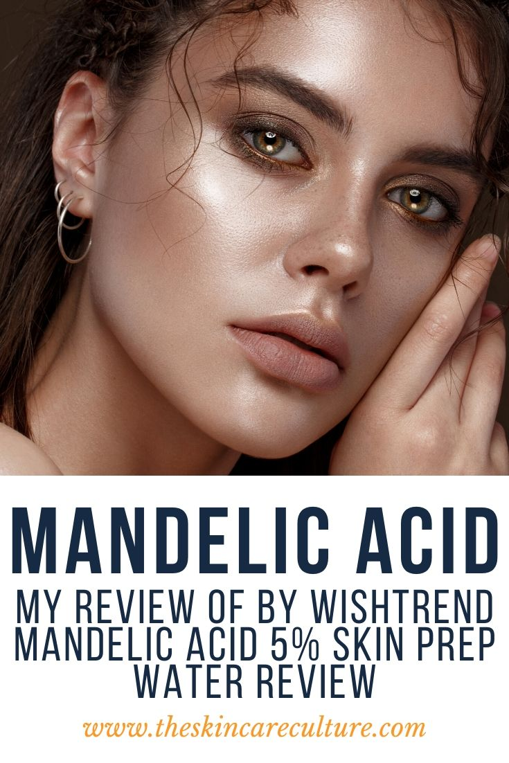 By Wishtrend Mandelic Acid 5% Skin Prep Water Review