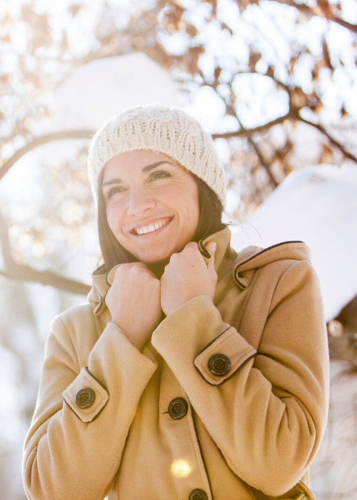 Skincare tips for winter time