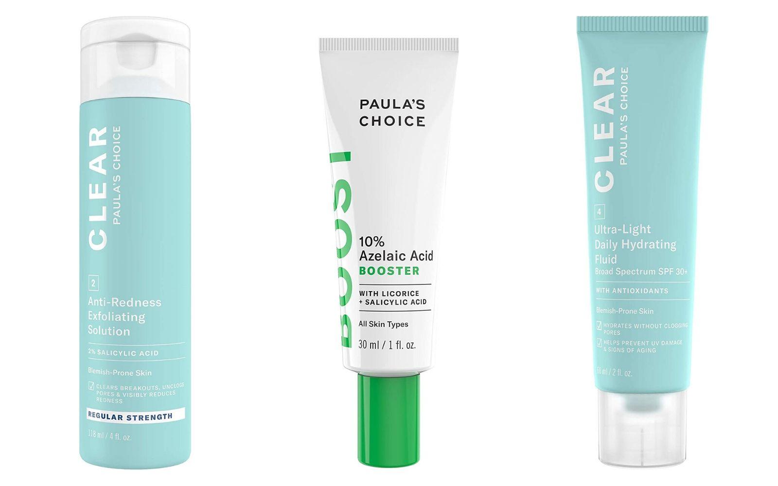 My favourite cruelty free paula's choice products