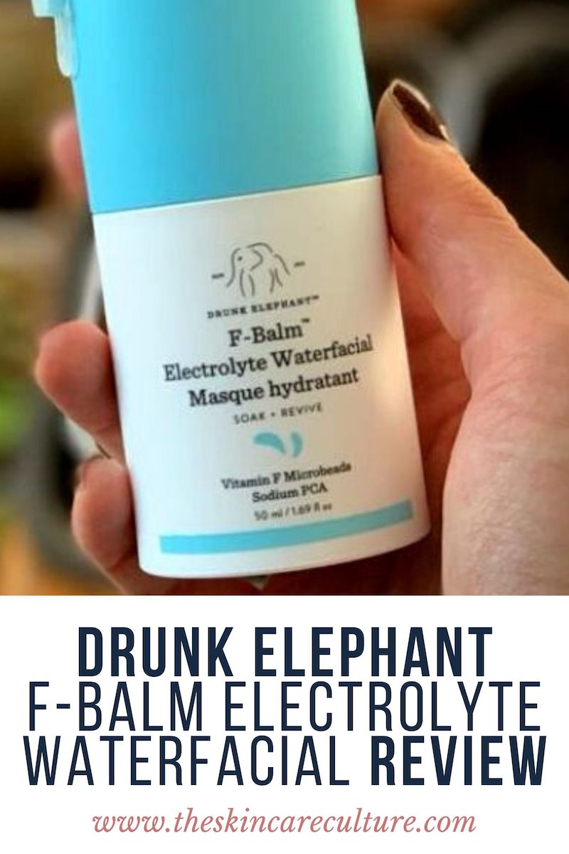 Drunk Elephant Review