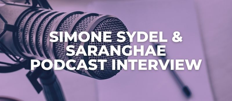 SIMONE SYDEL PODCAST INTERVIEW