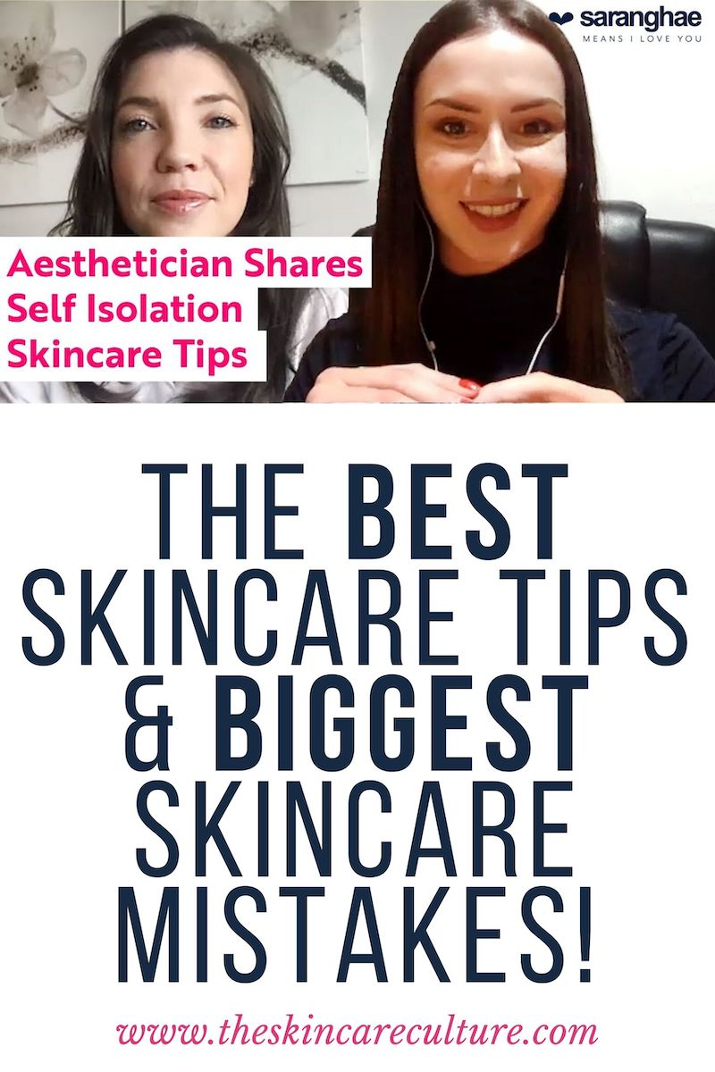 The Best Skincare Tips & The Biggest Skincare Mistakes (Podcast)