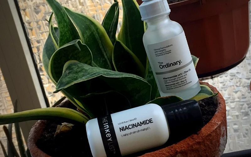 The Inkey List Niacinamide vs The Ordinary Niacinamide Review