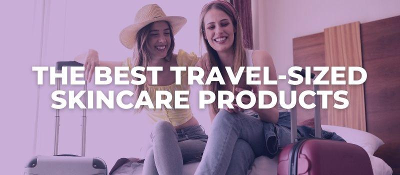 travel size skincare