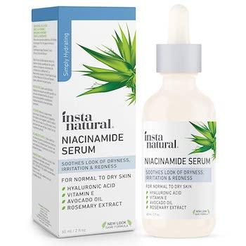 Insta Natural - 5% Niacinamide Face Serum - $14