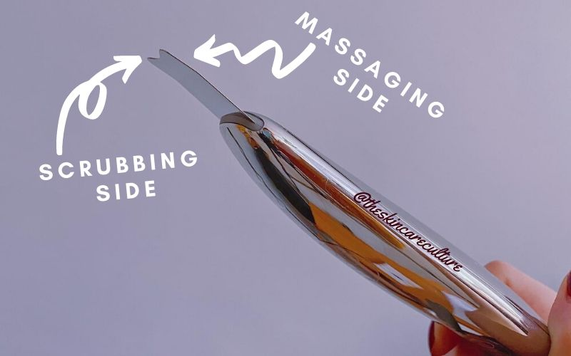How Does The Ultrasonic Exfoliating Scrub Device Work