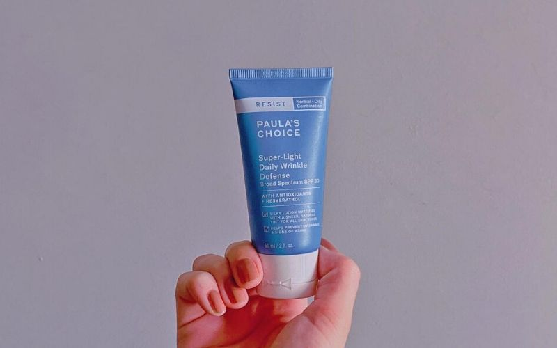 Paula's Choice Super-Light Wrinkle Defense SPF30