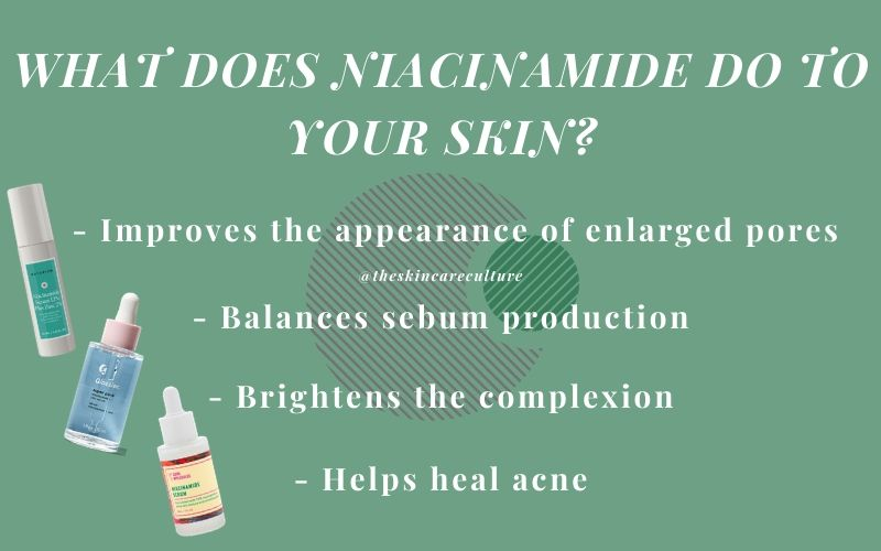What Does Niacinamide Do To Your Skin