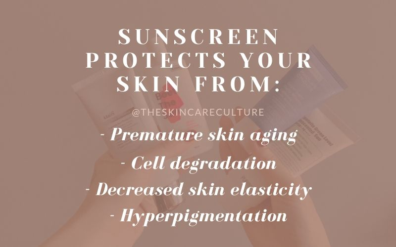 Why Should You Use Sunscreen