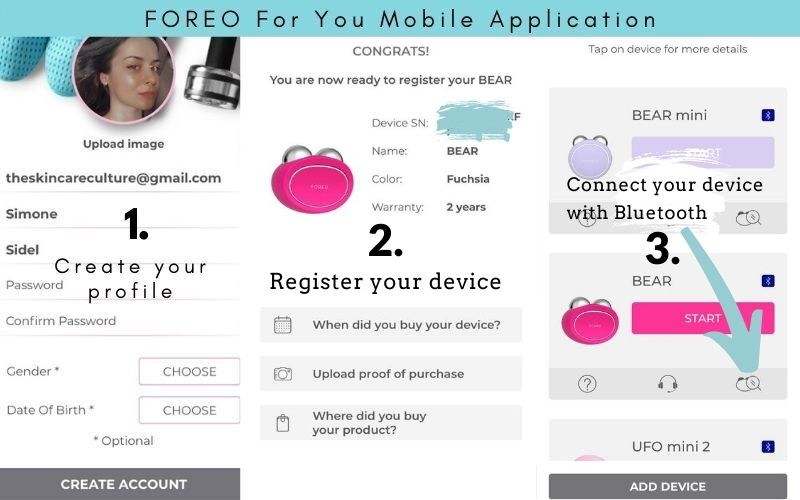 FOREO-For-You-App