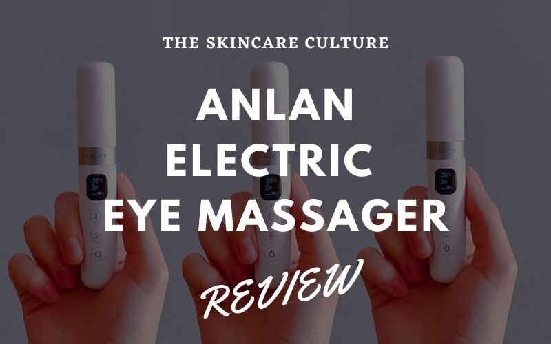 ANLAN Electric Eye Massager Review