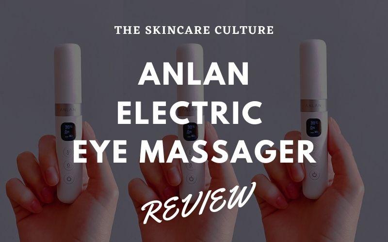 ANLAN Electric Eye Massager Review