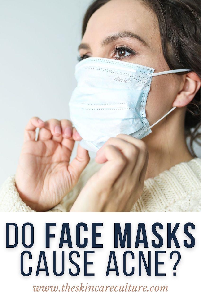 Do Face Masks Cause Acne?