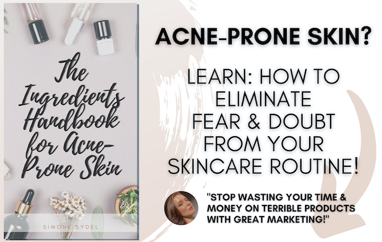 manual for acne-prone skin