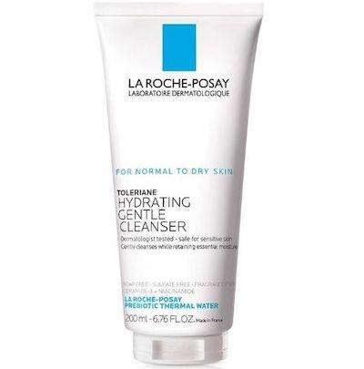 La Roche Posay - Toleriane Hydrating Gentle Cleanser - $15