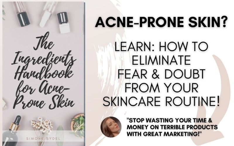 What Ingredients Are Good For Acne?