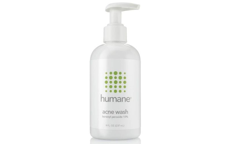 Humane – Acne Wash With Benzoyl Peroxide 10%
