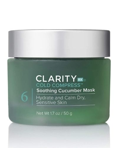 ClarityRX – Soothing Cucumber Mask Review