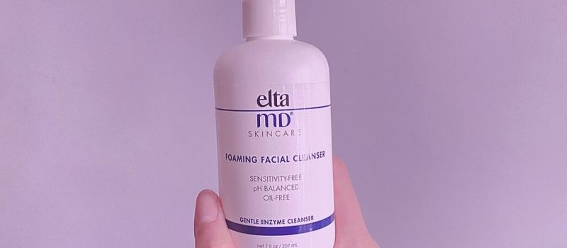 EltaMD Foaming Facial Cleanser Review