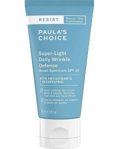 Paula's Choice – Super-Light Wrinkle Defense SPF 30