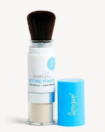 Supergoop – Invincible Setting Powder SPF45 - The Skincare Culture