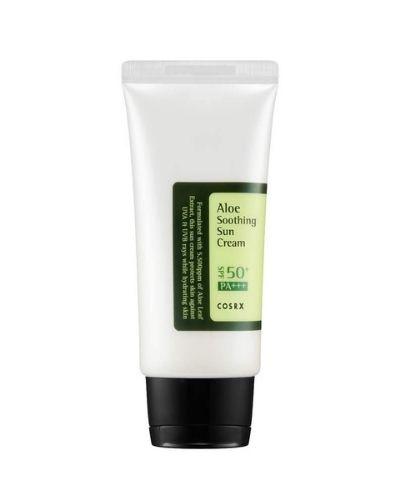 COSRX – Aloe Soothing Sun Cream SPF 50 - The Skincare Culture