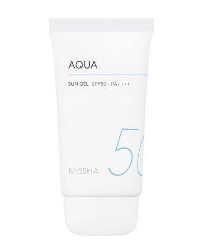 MISSHA – Safe Block Aqua Sun Gel SPF 50 - The Skincare Culture
