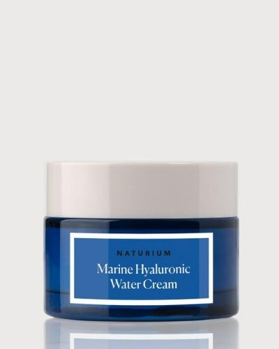 Naturium – Marine Hyaluronic Water Cream - The Skincare Culture