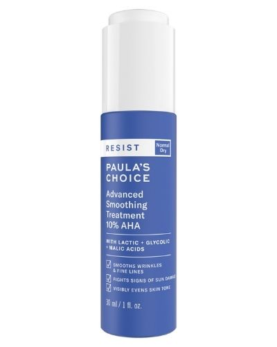 RESIST – Advanced Smoothing Treatment 10% AHA – The Skincare Culture