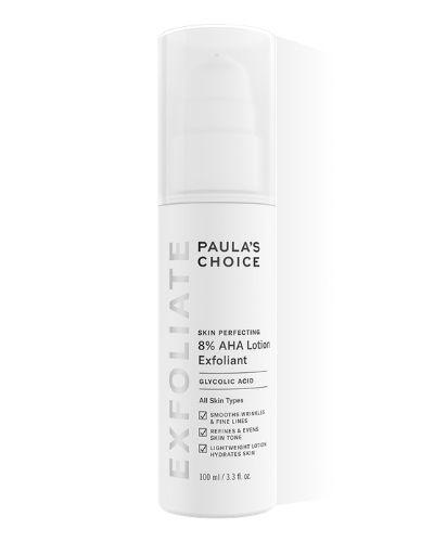 SKIN PERFECTING – 8% AHA Lotion Exfoliant – The Skincare Culture