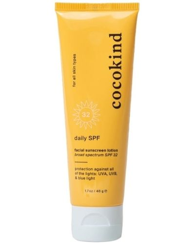 cocokind – Daily Sunscreen SPF 32 - The Skincare Culture