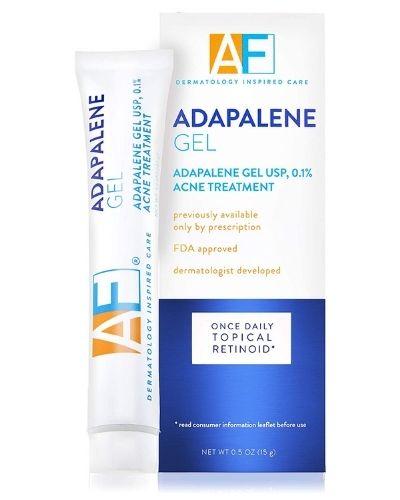Acne-Free – Adapalene Gel 0.1% – The Skincare Culture