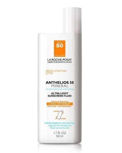 Anthelios Mineral Ultra-Light Fluid SPF 50 – The Skincare Culture