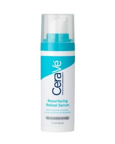 CeraVe – Resurfacing Retinol Serum – The Skincare Culture